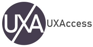 UXAccess LLC Logo Go to homepage